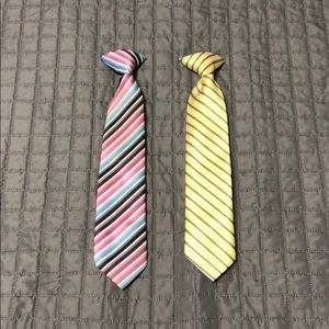 Clip on Ties